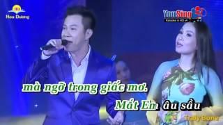 Biển Tình - Karaoke Song Ca