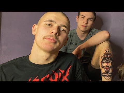 Тату мастер в 18 лет!Second Old School Tattoo.моя вторая татуировка #Буднибарыги #тату #tattoo