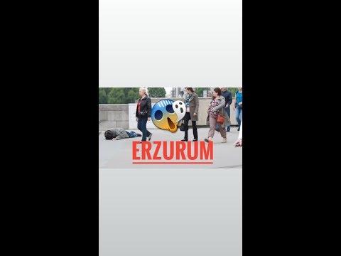 ERZURUM'DA | Sosyal Deney | Oha İnanmiyorum | 2019 😱