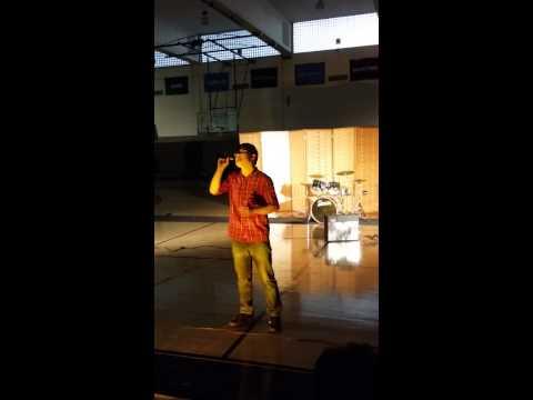 2014 SUNY Maritime talent show champion