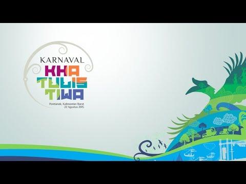 Karnaval Khatulistiwa - HUT RI 70