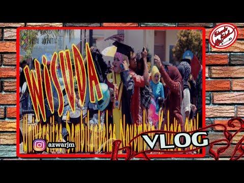 Wisuda USN Kolaka (Universitas Sembilanbelas November Kolaka)2016 #Vlog5