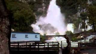Poplave september 2010 - Izvir Hublja Ajdovščina