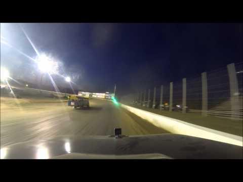 Deer Creek Speedway Bus Races - Kingsland Knights Bus