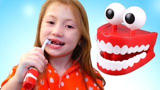 Brush your Teeth Song Story for Kids