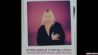 Christina Aguilera Accelerate Alternative Version ft Ty Dolla ign 2 Chainz