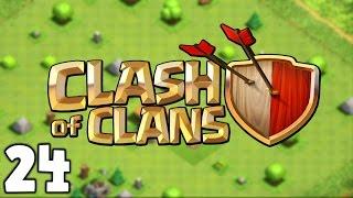 DOS LUCHAS EN GUERRA!! | Clash of Clans #24 | enriquemovie