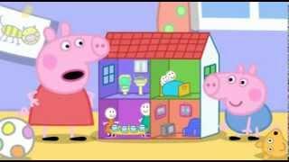 Peppa Pig (Свинка Пеппа) 36. Mister Skinnylegs (мультфильм на английском)
