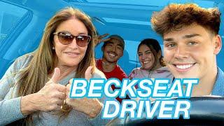 Beckseat Driver Ft. Caitlyn Jenner