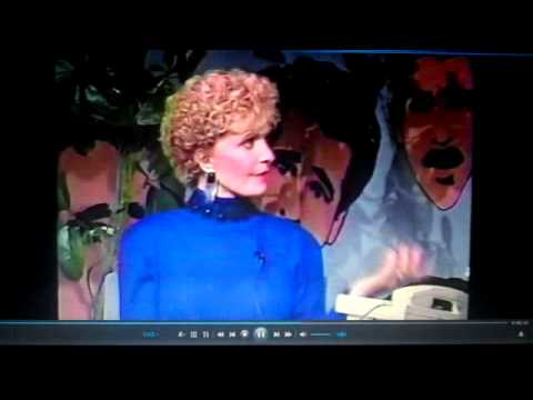 FLORENCE HENDERSON on LATE MR PETE Public Access SHOW 1989 KTLA 5 Peter Chacona PART 2