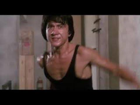 Джеки Чан фильм Мои счастливые звезды 2 (1986 год) бой в начале фильма на фабрике