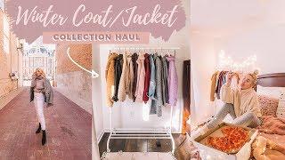 Winter Coat/Jacket Collection Haul | Maddy Corbin