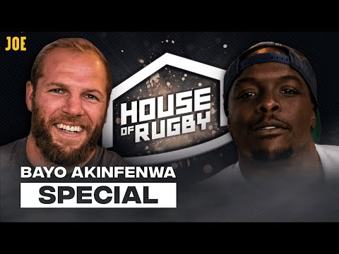 Bayo Akinfenwa & James Haskell: Football v rugby and mental health in sport | House of Rugby | S2 E5 thumbnail
