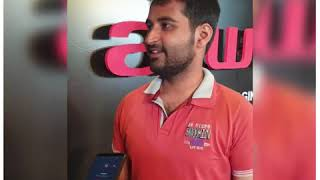 Aiwa India LAUNCH- ABDUL FROM INDIAN BUDGET GAMER