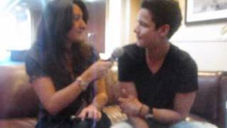 Interview with Bronson Pelletier - Twilight Convention