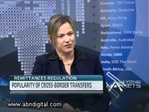 Remittance Regulation with FNB's Kim Dancey