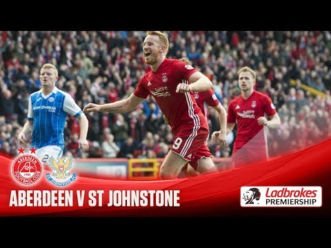 Rooney  hits hat trick as Aberdeen close in on top spot