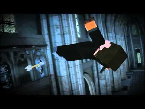 Top 5 Minecraft Animations (Full HD Videos)