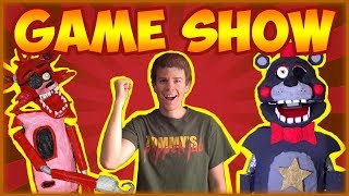 FNAF Game Show with Lefty and Foxy!