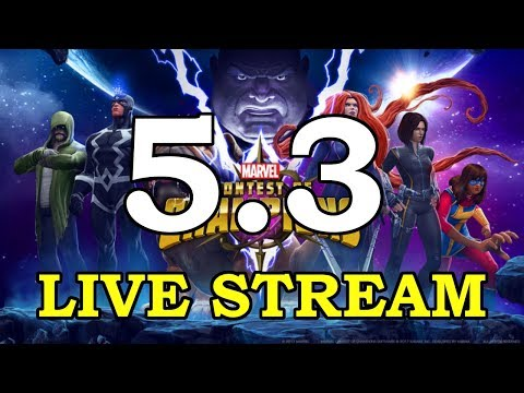 Act 5 Chapter 3 is LIVE! | Marvel Contest of Champions Live Stream