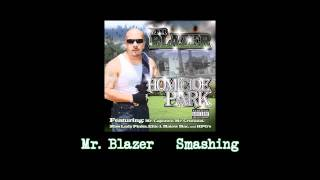 Mr. Blazer Smashing
