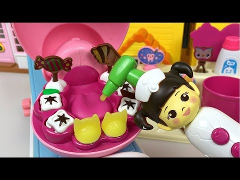 Baby Doll Brush Your Teeth!! and Dentist Doctor Toy Playset for Children