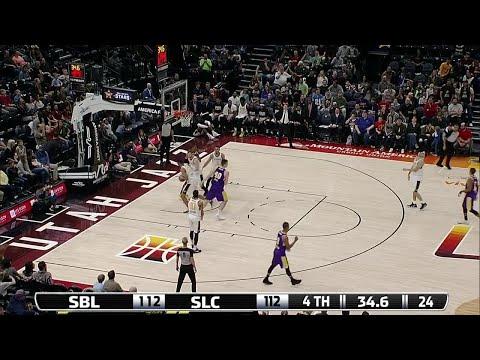 Gary Payton II (24 points) Highlights vs. Salt Lake City Stars