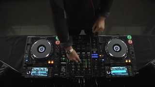 Blaze Jack - House Mix #01 (Pioneer CDJ 2000 Nexus & DJM 900 Nexus)