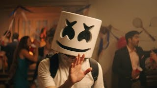 Скачать Marshmello Find Me Official Music Video