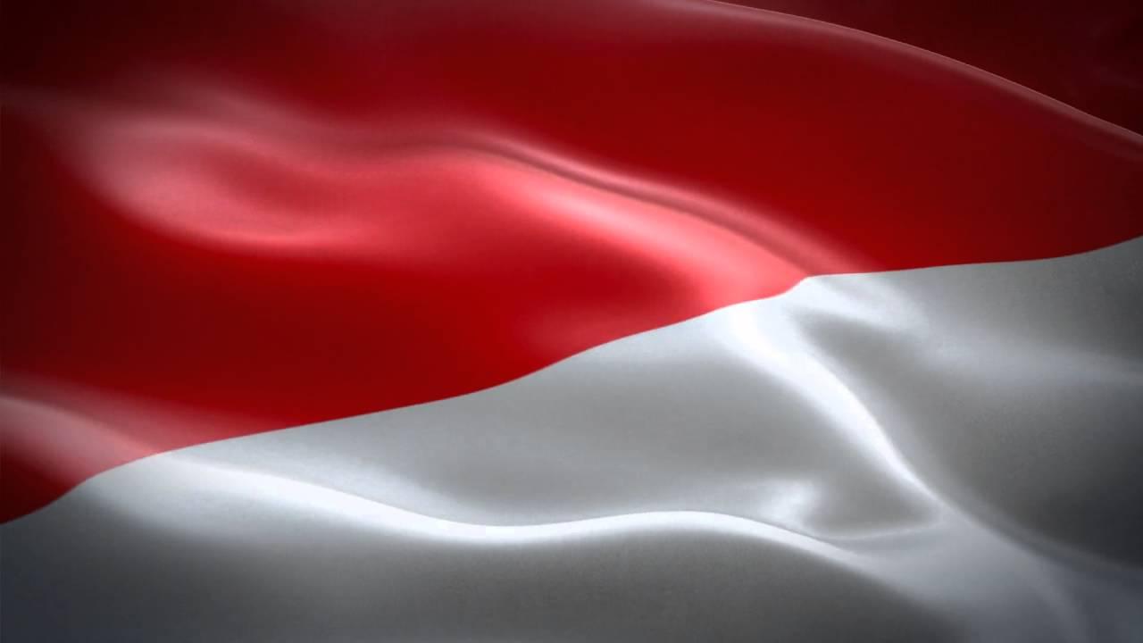Wallpaper 3d Keren Bergerak Animasi Bendera Indonesia Hd Video Background Youtube