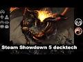 Steam Showdown 5 Decktech