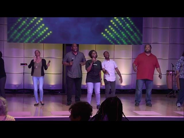 Friday Night Live w/ Elder Catherine Sykes (The Life Center 09-27-2019)