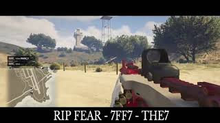 GTA V Online- REST IN PISS lISiNFULCLiPZIl XCAL, EBKX, FEAR, 7FF7, THE7, SOUL, 61MC, AUZZ, LOCO