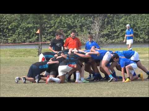 Rugby in Florida   Mavericks vs  Key Biscayne High School