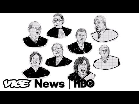 Supreme Court Cases On The Docket This Term (HBO)