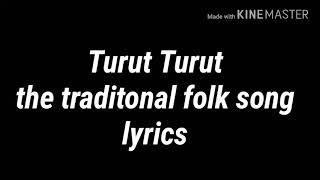 Turut turut full song lyrics