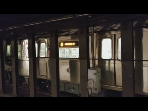 MTA NYC Subway: Freshly Grinded Rail Sounds On The BMT Broadway Line (5 Ave - 59 St)