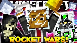 Minecraft ROCKET WARS