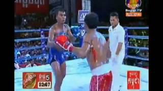 Khmer Boxing | Sunday 03 August 2014 Khmer Boxing | Keo Rom Chang vs Borth Som Phea August 2014