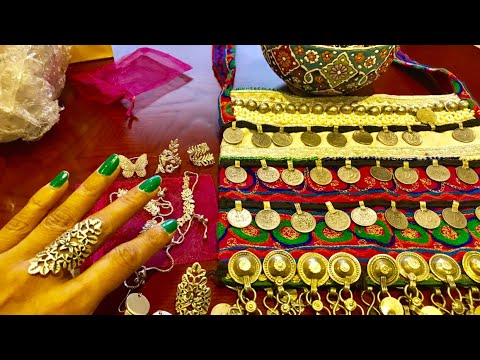 Dubai Shopping & Food vlog / Arabic food, Afghani jewellery/ Meena Bazar Market
