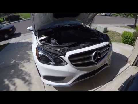 How To Jump Start A Mercedes Benz Youtube
