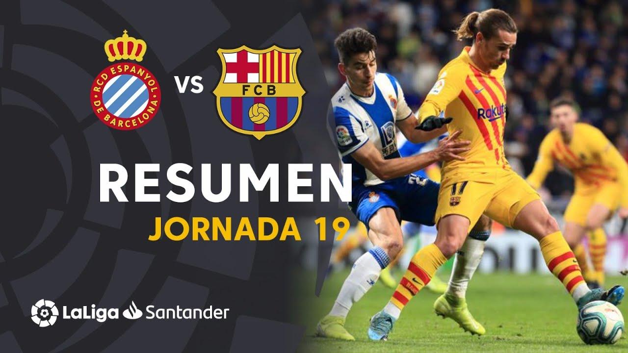 Barcelona vs. Granada - Reporte del Partido - 19 enero, 2020 - ESPN