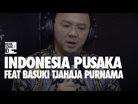Indonesia Pusaka (Hipstakustik Live Cover Feat. Ahok)