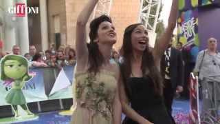 Lodovica Comello e Tess Masazza al Giffoni Film Festival