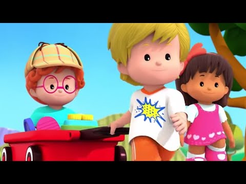 Fisher Price Little People ⭐1 HOUR COMPILATION⭐New Season! ⭐Full Episodes HD ⭐Cartoons For Kids