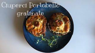 Cum să gătești ciuperci portobello - eduCum