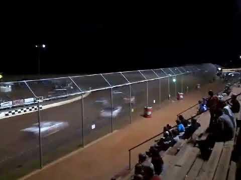 Swainsboro Raceway 8/19/17 Pure Stock