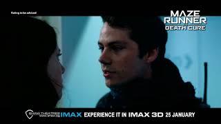 Maze Runner: The Death Cure IMAX 30s TV Spot