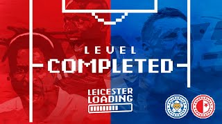 Leicester Loading | Level Completed