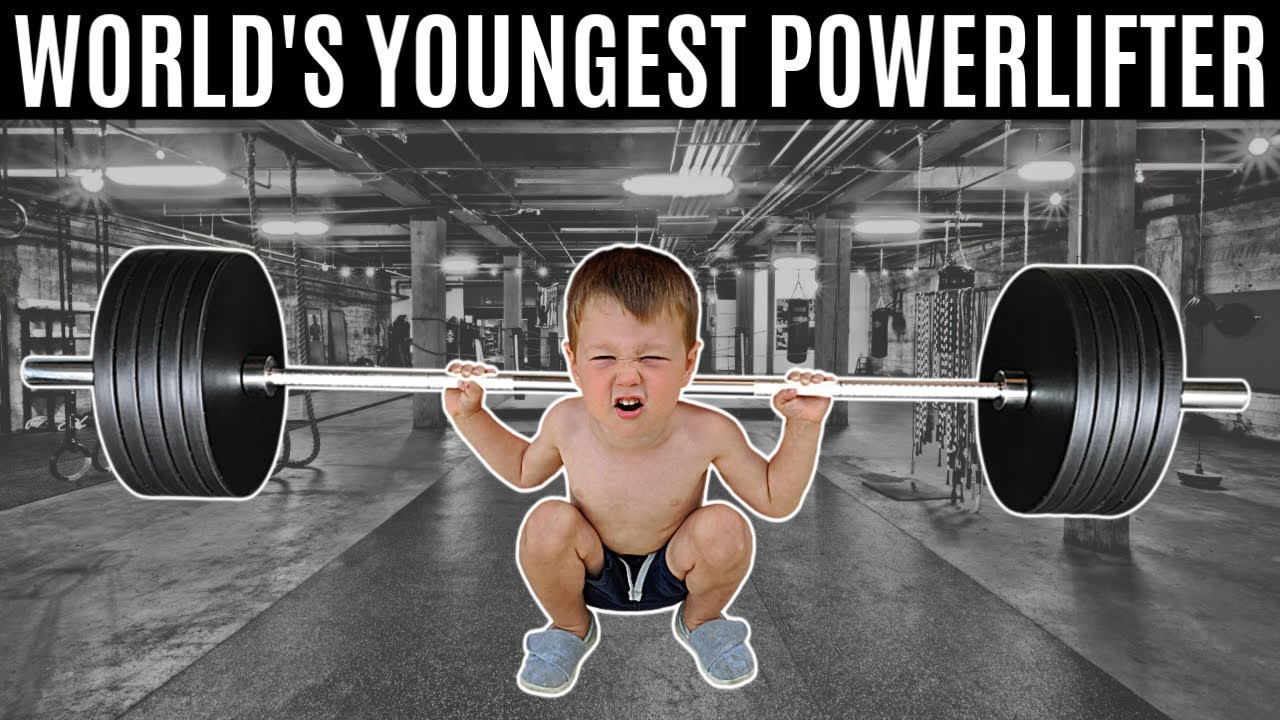 Download THE WORLD'S YOUNGEST POWERLIFTER | Luca Intro Compilation pt. 3